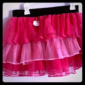💕Adorable Hello Kitty pink ombré skirt💕